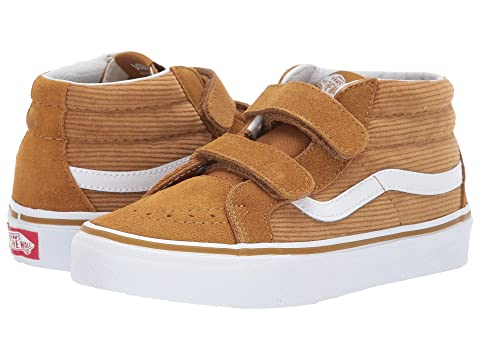 Vans Kids SK8-Mid Reissue V (Little Kid Big Kid) at 6pm 3e1fb3143