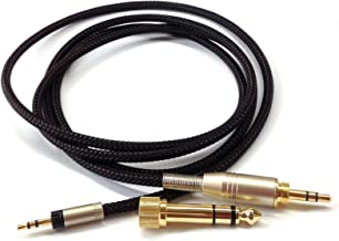 NewFantasia Replacement Audio Upgrade Cable Compatible with Sennheiser PXC 550, PXC 480 Headphones 1.5meters/4.9feet