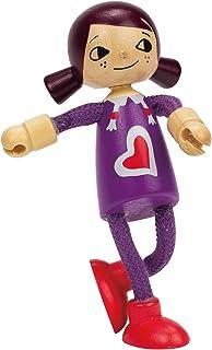 Hape Modern Family Wooden Daughter Doll