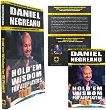 Trademark Hold'em Wisdom for All Players Book By Daniel Negreanu Instructional (Multi)