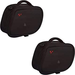 Can Am Spyder F3 Cross Country Saddlebag Liners #219400609 Black