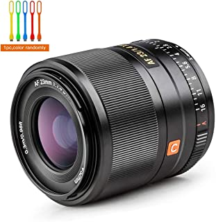 VILTROX 23mm F1.4 APS-C STM Auto Focus Large Aperture Lens for Fujifilm X-Mount Cameras X-A1 X-A10 X-A2 X-A3 X-at X-M1 XM2...