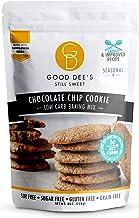 Good Dee's Chocolate Chip Cookie Mix – Low carb, Keto friendly, Sugar free, Gluten free, Grain Free, No Nuts, Diabetic friendly, WW Friendly, 1g net carbs, 12 servings