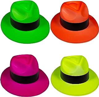 Windy City Novelties Gangster Hat Fedoras