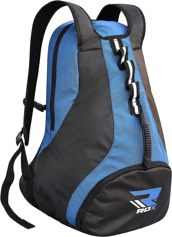 RDX Gym Sporttasche Backpack Duffle Bag Tasche Sport Schultertaschen Rucksack Fitnesstasche Reisetasche Fußballtasche (MEHRWEG) B00GACGAFQ  Leicht zu reinigende Oberfläche