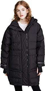 adidas by Stella McCartney Women's Long Padded Jacket