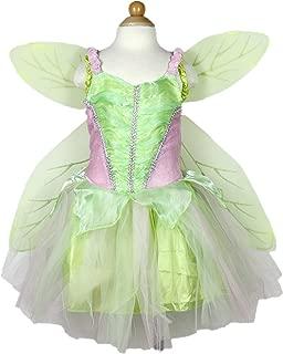 Petitebella Green Fairy Costume Dress 1-10year