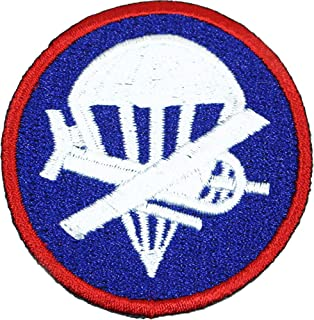 Reproduction WW2 Officers Airborne Garrison Cap Patch