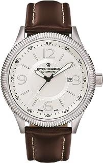 Revue Thommen - Reloj de pulsera automático para hombre Airspeed Vintage