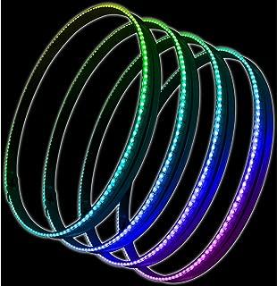 Oracle Lighting 4215-333 LED Illuminated Wheel Ring