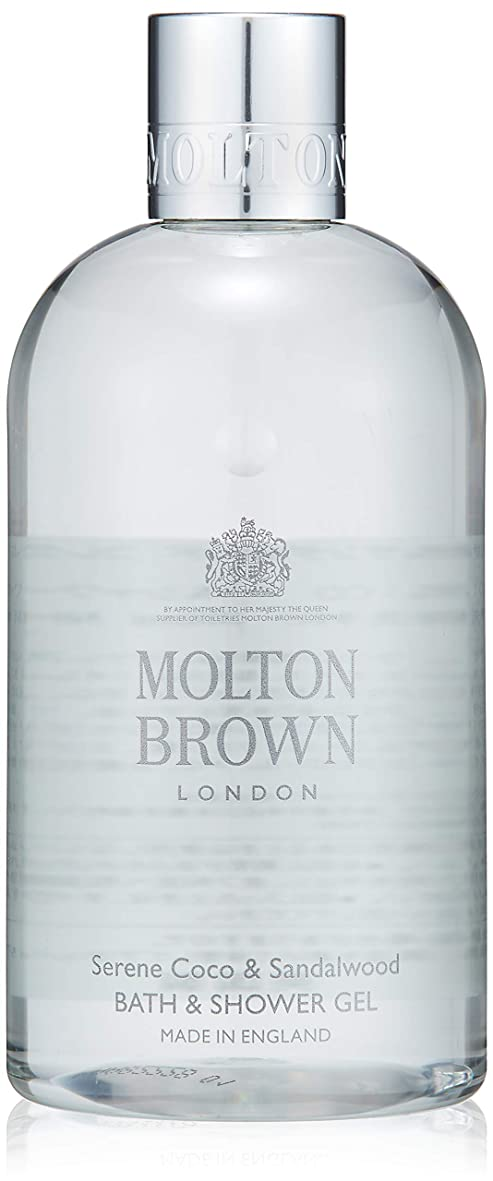 管理する治世創始者MOLTON BROWN(モルトンブラウン) ココ&サンダルウッド コレクション CO バス&シャワージェル
