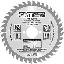 CMT Orange Tools 292.165.40M - Sierra circular 165x2.6x30 z 40 atb 15 grados