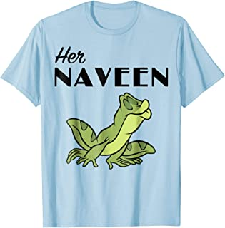 Princess And The Frog Her Naveen Graphic T-Shirt