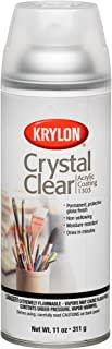 Sponsored Ad - Krylon K01303007 Acrylic Spray Paint Crystal Clear in 11-Ounce Aerosol