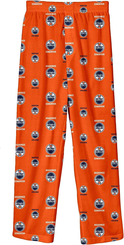 Edmonton Oilers Youth Allover Print Pyjama Pants
