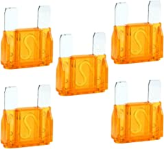 5 Pcs 40 Amp Large Blade Style Maxi Fuse for Car RV Boat Auto