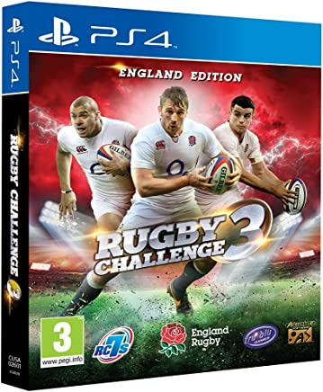 Rugby Challenge 3 (PS4) (UK IMPORT)