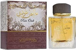 Khalis Pure Oudi by Lattafa for Men & Women - Eau de Parfum, 100 ml