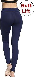RUNNING GIRL Butt Lift Leggings Scrunch Butt Push Up Leggings Yoga Pants for Women Workout Tights