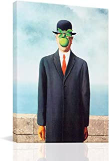 The Son of Man - Canvas Prints 12