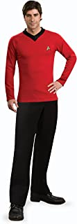 Classic Star Trek Deluxe Scotty Adult Costume Shirt