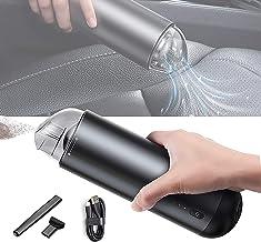 Przenośny odkurzacz samochodowy, 4000Pa Potężny bezprzewodowy Mini Handheld Hoover Odkurzacz na mokro i sucho do wnętrza s...