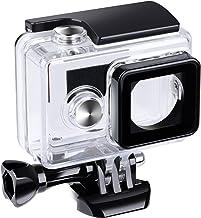 Suptig Estuche estanco al Agua y Carcasa Protectora Impermeable para cámara de acción Yi Xiaoyi Yi cámara de acción Xiaomi Yi cámara de acción