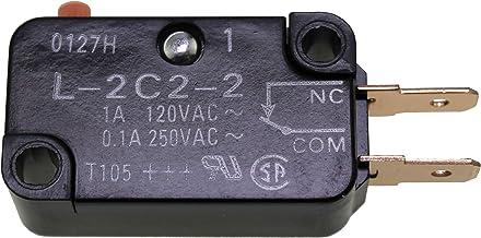 Panasonic E61785180AP - Microinterruptor para microondas inverter (véase la descripción del producto)