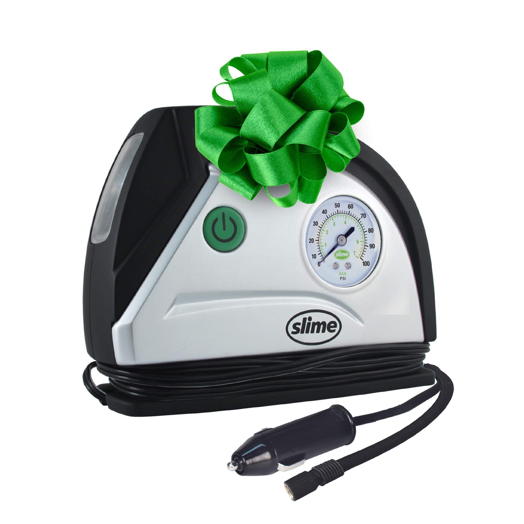 Slime 40050 Inflator Portable Compressor