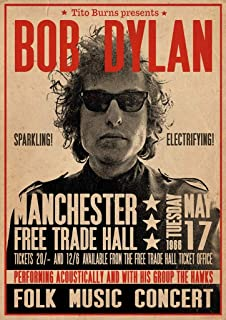 Best bob dylan poster 1966 Reviews