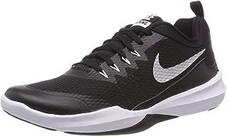 Nike Men's Legend Trainer Fitness Shoes (Black/Metallic Silver/White 001)