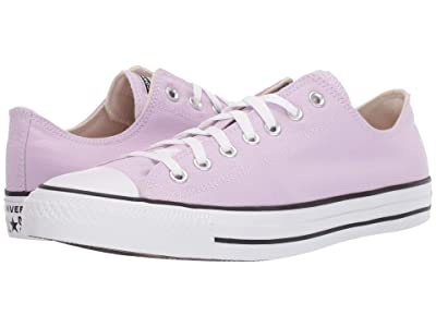 Converse Chuck Taylor All Star Seasonal Ox (Lilac Mist) Athletic Shoes