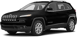2017 Jeep Cherokee Altitude, 4x4, Diamond Black Crystal Pearlcoat