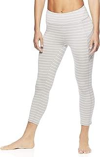 Women's Capri Yoga Pants - Performance Spandex Compression Legging