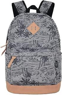 backpack surfer girl