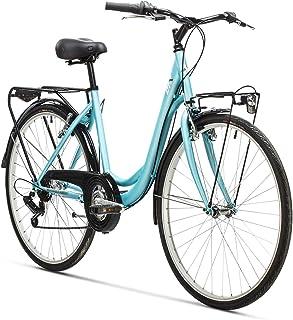 """AFX Bicicleta Urbana Mixta 26"""" Helsinki, Color Azul"""