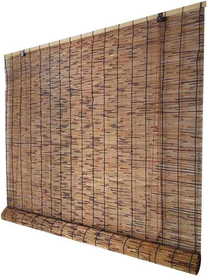 N A Bamboo Roller Blinds Venetian Shades Roman Max Bargain sale 69% OFF Shutter Curtain