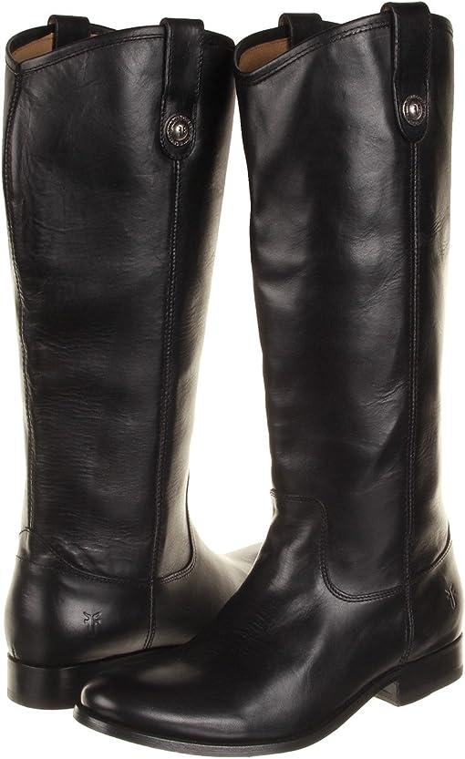 Black Extended (Soft Vintage Leather)