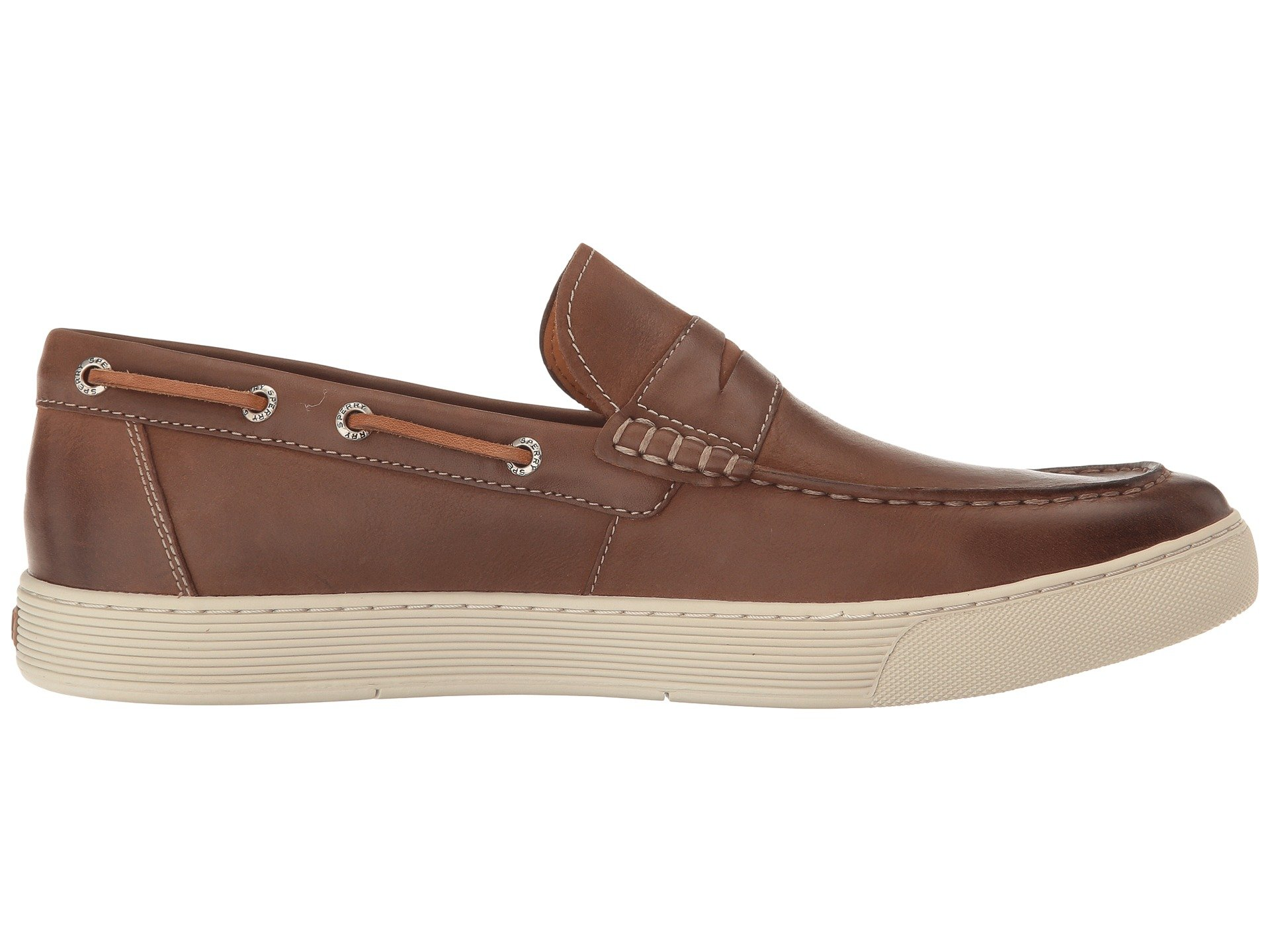 Gold Sport Casual Penny w/ ASV Sperry