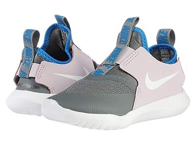 Nike Kids Flex Runner (Infant/Toddler) (Iced Lilac/White/Smoke Grey/Soar) Kids Shoes