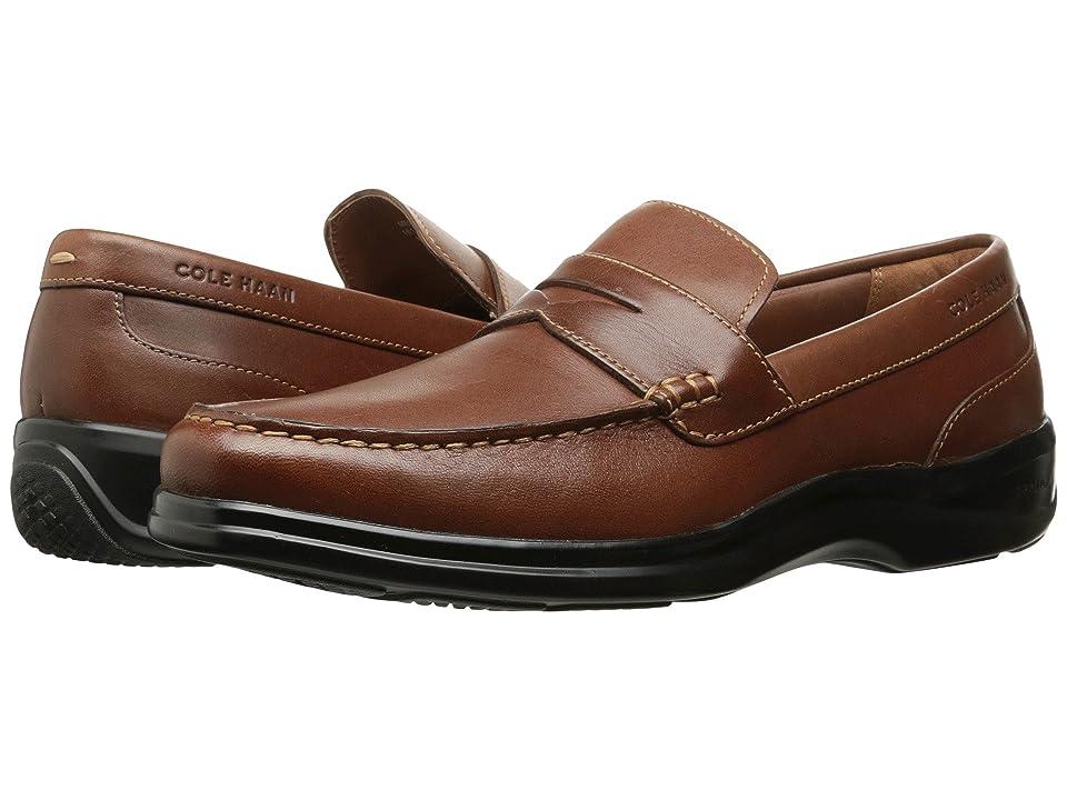 Cole Haan Santa Barbara Penny II (Woodbury Leather) Men