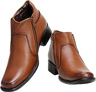 VINCENZO Men Black Casual Shoes