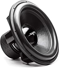 "Skar Audio ZVX-18v2 D2 18"" 3200 Watt Max Power Dual 2 Ohm SPL Car Subwoofer"