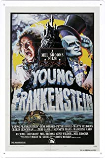 Movie Poster Home Theater Decor Metal Tin Sign Wall Art by Masterpiece Collection 20*30cm (OIL-MFC5381)