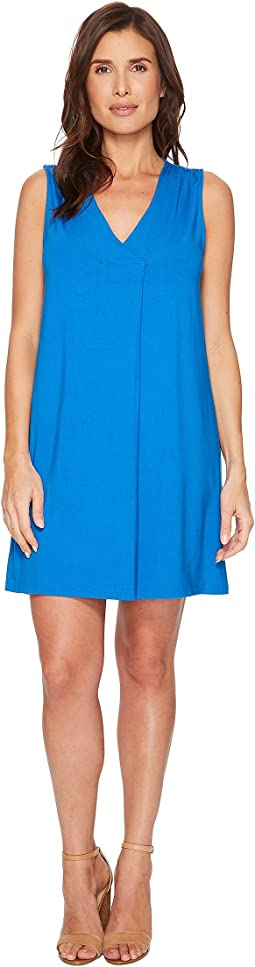 Lilla P - Pleat Front Dress