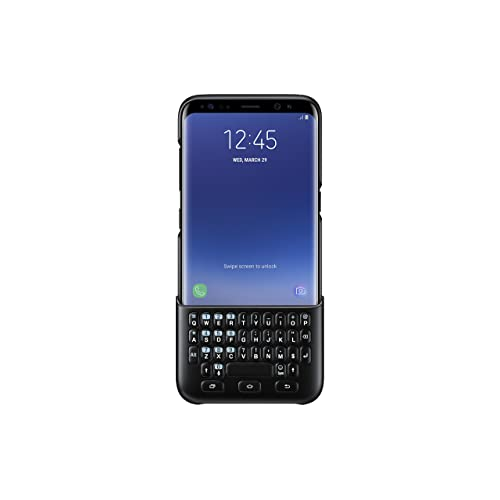 Samsung Galaxy S8 Keyboard Cover , Black d27a1e21c98d