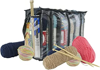 Best total knitting tote Reviews
