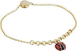Remix Collection Ladybug Strand Charm Bracelet