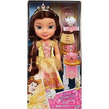ディズニー・プリンセス・ベル人形 ティータイム