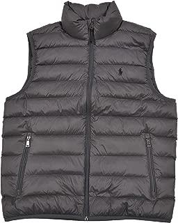 Mens Full Zip Puffer Vest